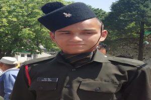 छुट्टी लेकर घर आ रहा सेना का जवान संदिग्ध परिस्थितियों में लापता, तलाश जारी