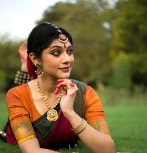 प्रसिद्ध शास्त्रीय नृत्यांगना दक्षिना ने भरतनाट्यम कार्यशाला आयोजित की