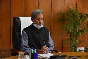 फटी जींस विवाद के बीच सीएम तीरथ को दिल्ली से रवाना