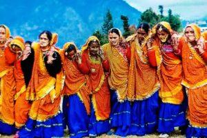 पारंपरिक परिधान में रैंप वॉक करेंगी पहाड़ की बेटियां