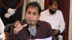 महाराष्ट्र के गृहमंत्री अनिल देशमुख ने दिया पद से इस्तीफा