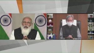 प्रधानमंत्री मोदी व सीएम तीरथ ने दी पर्यावरणविद्सुंदरलाल बहुगुणा को श्रद्धांजलि