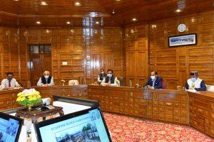 मुख्यमंत्री ने 10 मातृ एवं शिशु अस्पतालों का निर्माण कार्य शीघ्र पूर्ण करने के निर्देश दिए