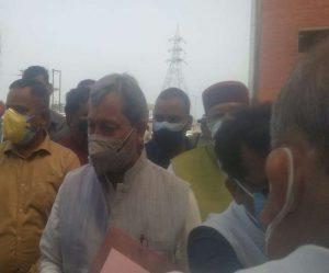 मुख्यमंत्री आगमन का विरोध कर रहे कांग्रेसी गिरफ्तार