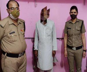 नशे के डेढ़ सौ इंजेक्शनों के साथ तस्कर गिरफ्तार