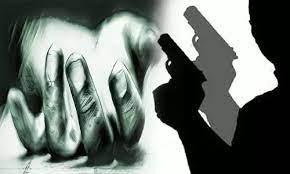 देर रात अधिवक्ता की गोली मारकर हत्या