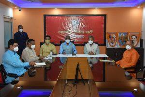 मुख्यमंत्री ने विभिन्न सड़को के निर्माण के लिये दी वित्तीय स्वीकृति