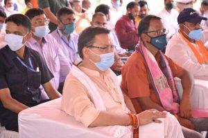 मुख्यमंत्री धामी ने कहाः प्रधानमंत्री द्वारा मन की बात कार्यक्रम लोगों को नए कार्य करने के साथ समाज में नेक कार्य करने की प्रेरणा देता है