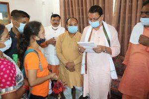 मुख्यमंत्री ने सुनी आम जन सहित विभिन्न संगठनों की समस्यायें