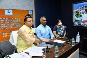 मुख्यमंत्री ने किया राजकीय माध्यमिक विद्यालयों में व्यावसायिक शिक्षा कार्यक्रम का शुभारंभ