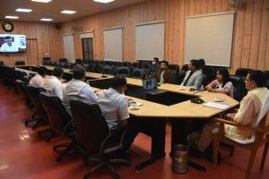 मुख्यमंत्री ने देवभूमि हिमालयन सुपर 30 ट्रस्ट की वेबसाइट का किया लोकार्पण