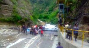 किन्नौर में कार दुर्घटनाग्रस्त, चार लोगों की मौत