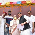 मुख्यमंत्री ने टिहरी भ्रमण कि दौरान एक समारोह में कहा उत्तराखंड को बनायेंगे देश की सांस्कृतिक और आध्यात्मिक राजधानी