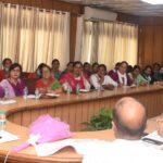 महिला कल्याण एवं बाल विकास मंत्री रेखा आर्या ने सुनी आंगनबाडी कार्यकर्त्रीयों की समस्यायें, समाधान के दिये निर्देश