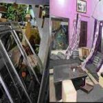 नैनीताल के भाजपा जिलाध्यक्ष के घर पर देर रात हुआ धमाक, खिड़की दरवाजे सहित मेन गेट ध्वस्त, जांच में जुटी पुलिस
