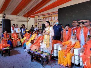 प्रधानमंत्री नरेन्द्र मोदी की अगुवाई में हो चुका, अयोध्या में राम मंदिर निर्माण का मार्ग प्रशस्त: मुख्यमंत्री धामी
